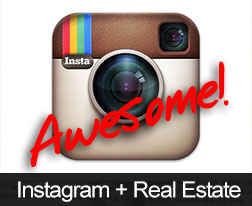 Instagram Helps Promote Your Real Estate Blog