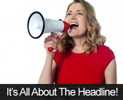 Strong Headlines Make People Read Your Real Estate Blog Posts!